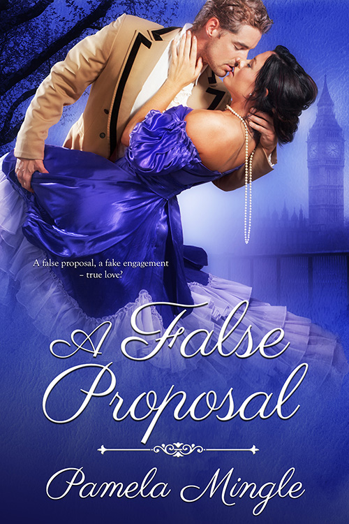 A False Proposal by Pamela Mingle