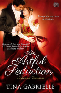 The Artful Seduction by Tina Gabrielle