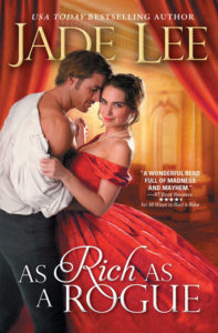 As Rich as a Rogue by Jade Lee
