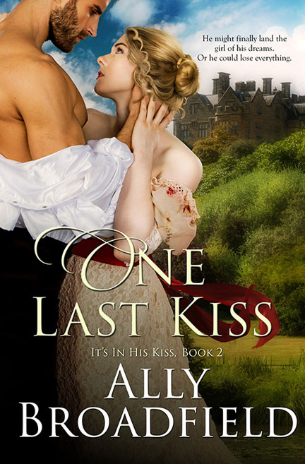 One Last Kissy by Ally Broadfield
