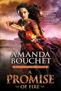 Promise of Fire by Amanda Bouchet