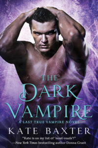 The Dark Vampire by Kate Baxter