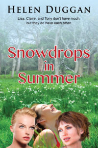 Snowdrops in Summer by Helen Duggan
