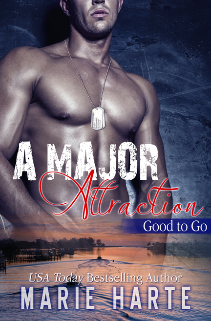 A-Major-Attraction by Marie Harte