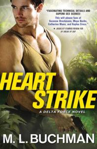 Heart-Strike by ML Buchman
