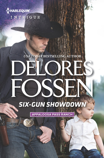 Six Gun Showdown by Delores Fossen