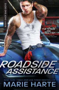 Roadside Assistance by Marie Hart