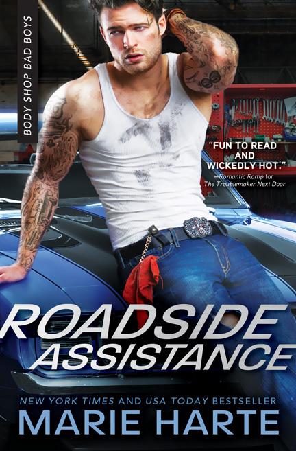 Roadside Assistance by Marie Hart
