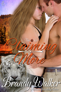 Claiming More by Brandy Walker
