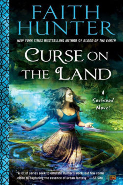 Curse of the Land by Faith Hunter