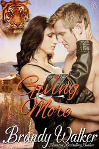 Giving More by Brandy Walker