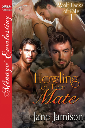 Howling For Their Mate by Jane Jamison