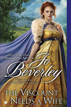 The Viscount Needs a Wife by Jo Beverley