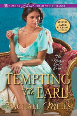 tempting-the-earl by Rachel Miles