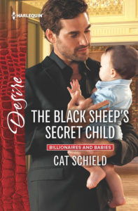 The Black Sheep's Secret Child by Cat Schield