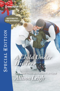A Child Under His Tree by Allison Leigh