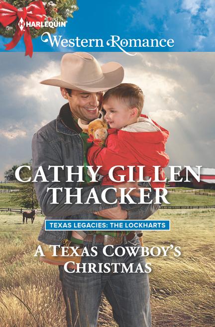 A Texas Cowboy's Christmas by Cathy Gillen Thacker