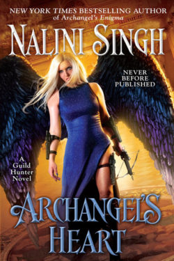 Archangels Heart by Nalini Singh