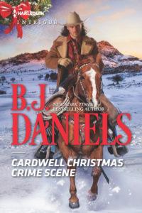 Cardwell Christmas Crime Scene by BJ Daniels