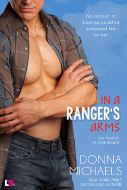 In a Rangers Arms by Donna Michaels