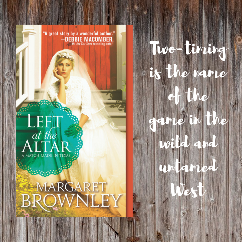 left-at-the-altar by Margaret Brownley