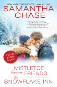 Mistletoe Between Friends by Samantha Chase