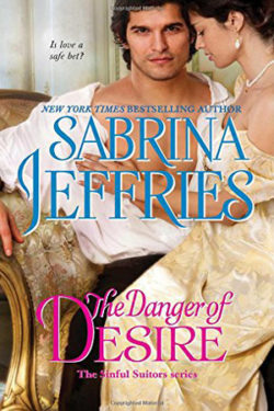 The Danger of Desire by Sabrina Jeffries