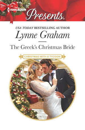 The Greek's Christmas Bride by Lynne Graham