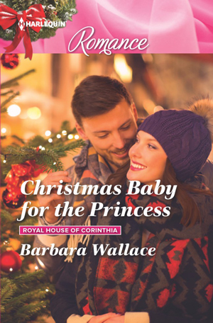 Christmas Baby for the Princess by Barbara Wallace
