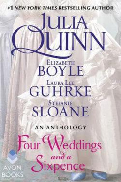 Four Weddings and a Sixpence