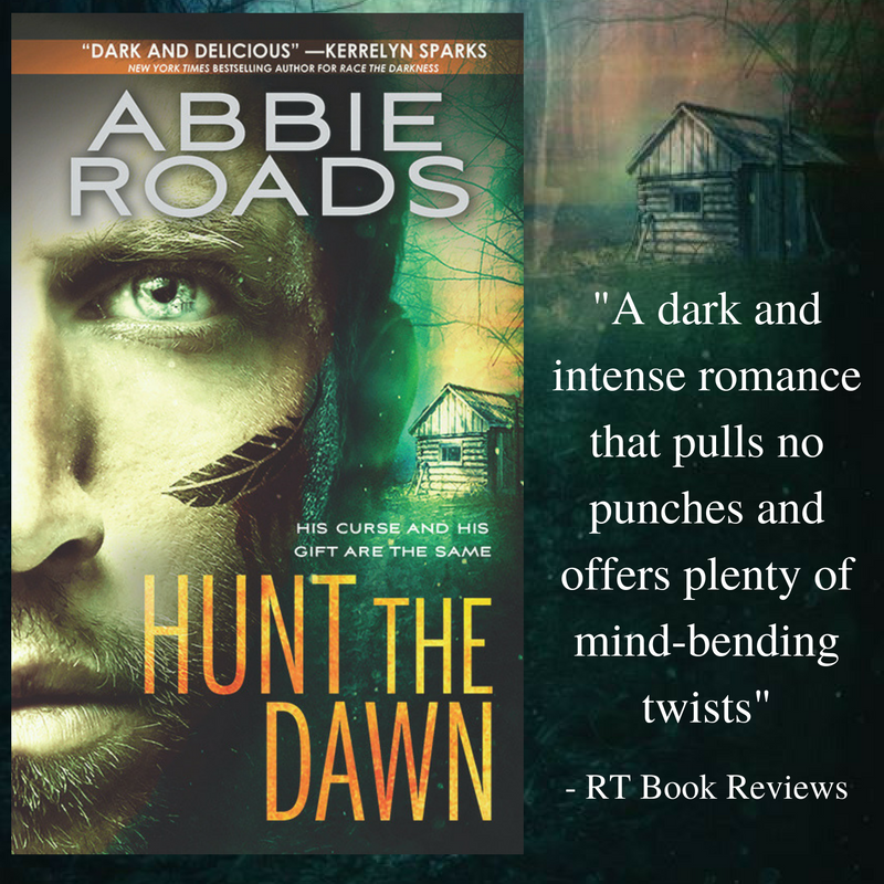 Balancing the Suspense with Abbie Roads