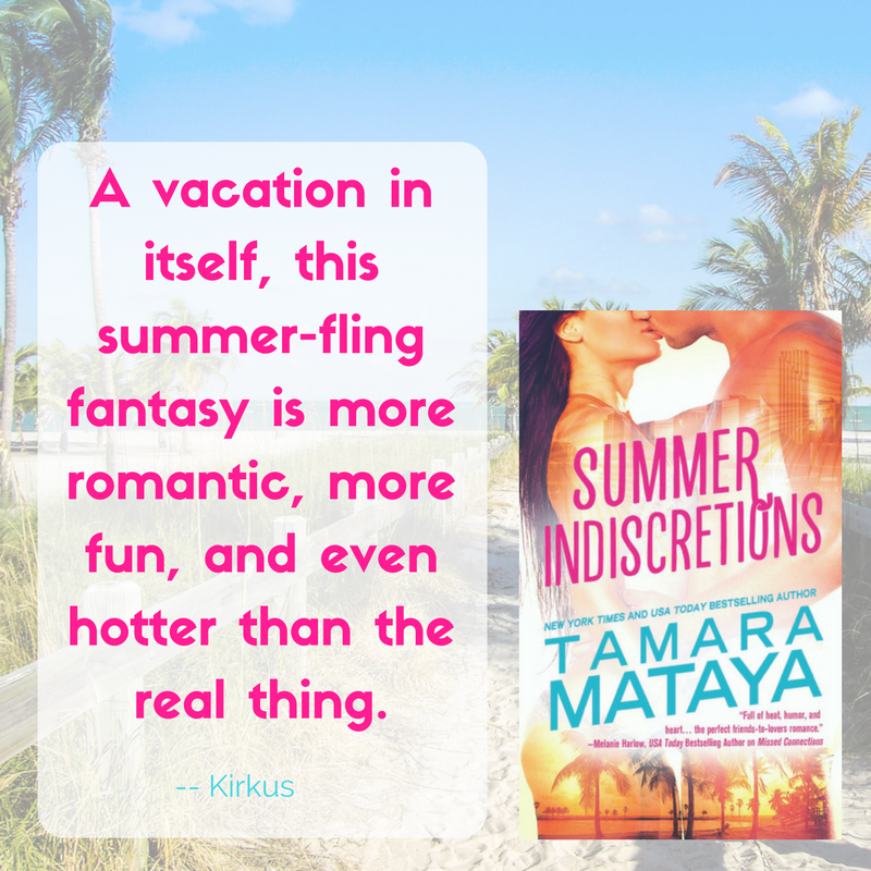 Tamara Mataya: Summer Indiscretions Spotlight & Giveaway