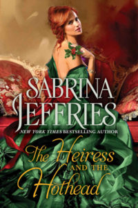 The Heiress and the Hothead by Sabrina Jeffries