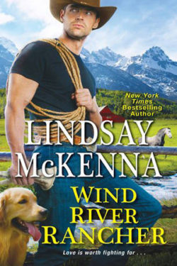 Wind River Rancher by Lindsay McKenna