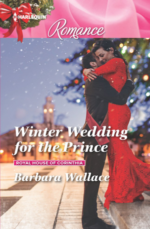 Winter Wedding for the Prince by Barbara Wallace