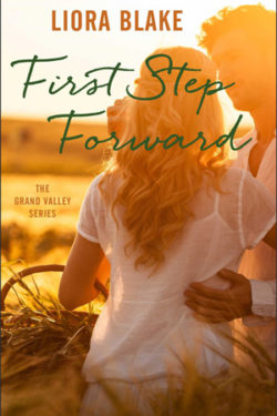 First Step Forward by Liora Blake