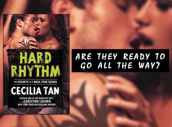 Cecilia Tan's Hard Rhythm: Spotlight & Giveaway