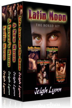 Latin Moon Box Set by Jeigh Lynn