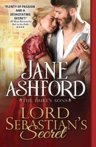 Lord Sebastians Secret by Jane Ashford