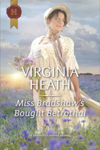 Miss Bradshaw's Bought Betrothal by Virginia Heath