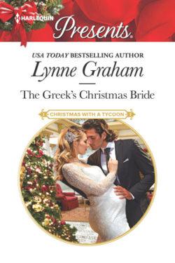 The Greek's Christmas Bride by Lynne Graham