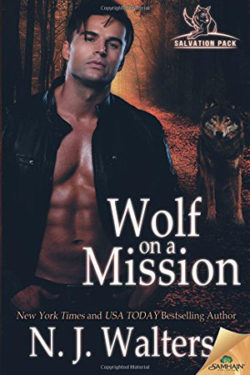 Wolf On a Mission by NJ Walters
