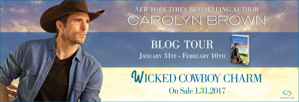 Q&A With Carolyn Brown: Wicked Cowboy Charm