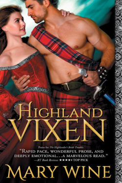 Highland Vixen by Mary Wine