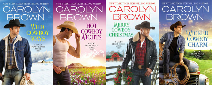 Lucky Penny Ranch Series by Carolyn Brown