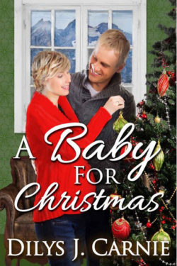 A Baby for Christmas by Dilys J. Carnie