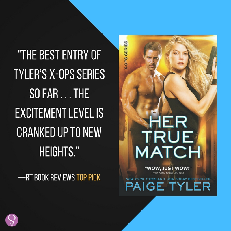 Paige Tyler's Her True Match