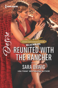 Reunited With the Rancher by Sara Orwig
