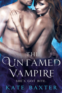 The Untamed Vampire by Kate Baxter