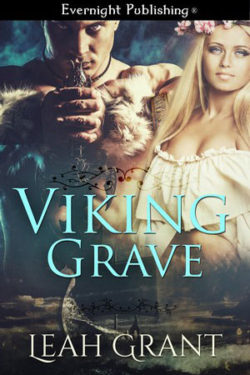 Viking Grave by Leah Grant